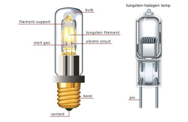 Bulb and Halogen