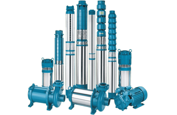 Submersible Pump and Motor