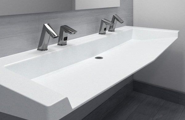 Commercial Set and Basins