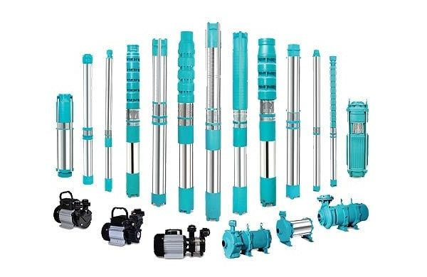Commercial Submersible Pump and Motor