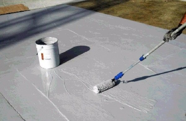 Construction Chemicals for Waterproofing
