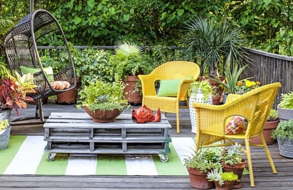 Garden Area Design