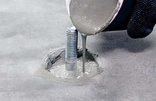 Non-Shrink High Strength Grout