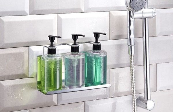 Soap Holders and Dispensers