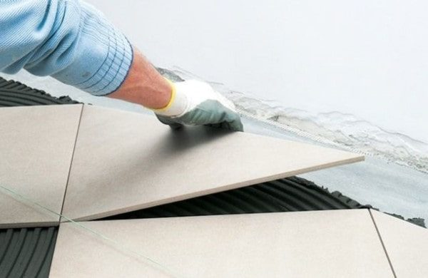 Waterproofing Adhesive for Tiles, Marble and Granite