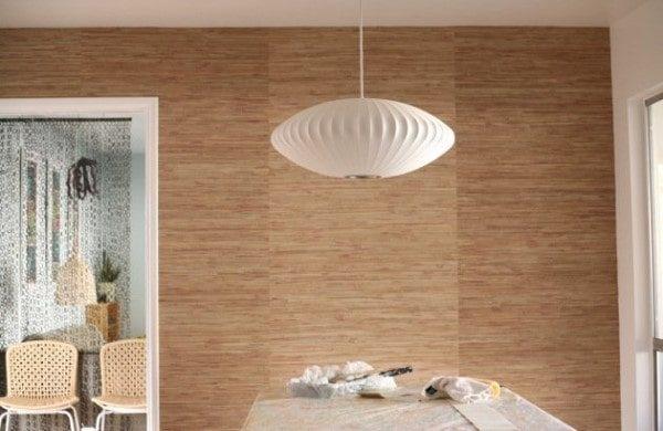 Wood Chips Wallpaper